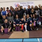 Photos du 5e Tournoi international de Lyon